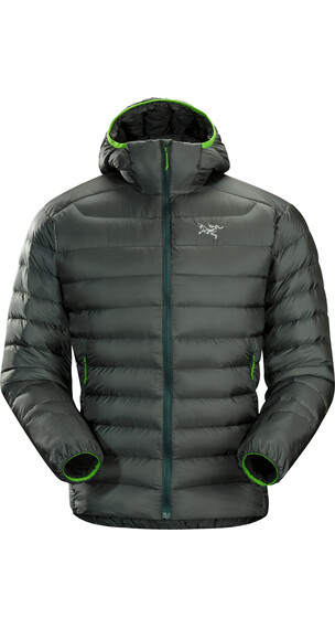 Arc'teryx M's Cerium LT Hoody Nautic Grey